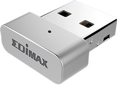 Edimax EW-7711MAC Wireless Mac/PC AC450 USB Adapter