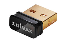 Edimax EW-7811UN 150Mbps Wireless N Nano USB Adapter