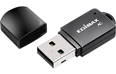 Edimax EW-7811UTC AC600 Wireless Dual Band Mini USB Adapter