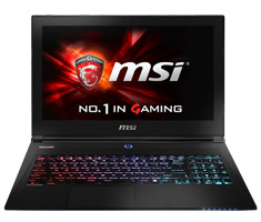 MSI GS60 Ghost 15.6 in Gaming Notebook [2QD-643AU] (refurb)