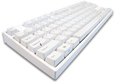 Leopold FC700R Mechanical Keyboard White (Cherry Brown)