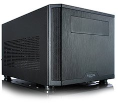 Fractal Design Core 500 Mini-ITX Case Black