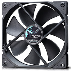 Fractal Design Dynamic GP-14 140mm Black Fan