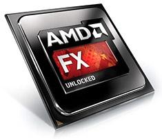 AMD FX-8350 8 Core Black Edition Processor