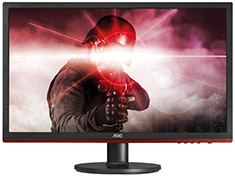 AOC G2460VQ6 FHD FreeSync 24in TN Gaming Monitor