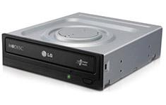 LG GH24NSD1 24x SATA DVD-RW Drive OEM