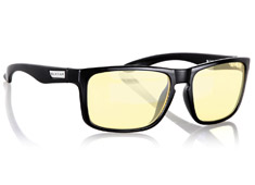 Gunnar Intercept Amber Onyx Indoor Digital Eyewear