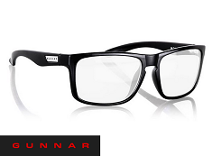 Gunnar Intercept Crystalline Onyx Indoor Digital Eyewear