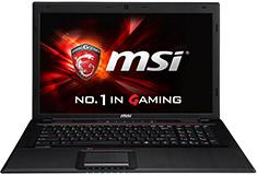 MSI GP70 Leopard Pro 17.3in Core i5 Gaming Notebook [2QF-608AU]