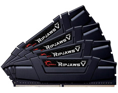 G.Skill Ripjaws V 32GB (4x8GB) 3600MHz CL18 DDR4