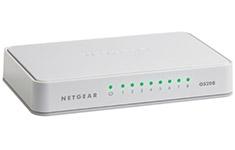 Netgear GS208 8 Port Gigabit Switch