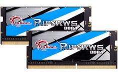 G.Skill Ripjaws F4-2400C16D-16GRS 16GB (2x8GB) DDR4 SODIMM
