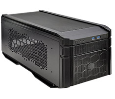 CoolerMaster HAF Stacker 915F Mini ITX Modular Case