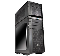CoolerMaster HAF Stacker 935 Modular Tower