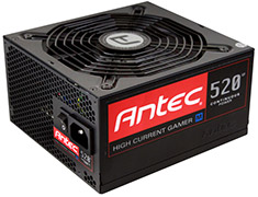 Antec High Current Gamer HCG-520M 520W Power Supply