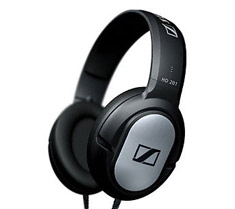 Sennheiser HD 201 Closed Stereo Headphones