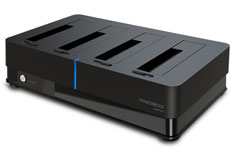 Hotway HFD1-SU3S2 4 Bay Docking Station