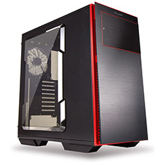 In Win 707F Full Tower Chassis Black