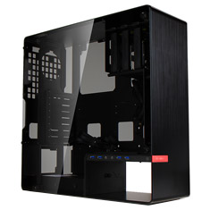 In Win 904 Plus Mid Tower Case Black