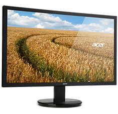 Acer K242HL 24in LED Widescreen Monitor