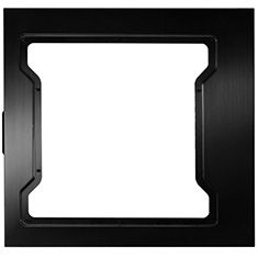 Lian Li W-LM2AB-1 Transparent Side Panel Black