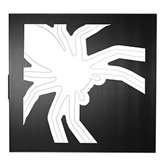Lian Li Spider Side Window Black