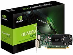 Leadtek Quadro K620 2GB Workstation Card