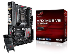 ASUS Maximus VIII Extreme Motherboard