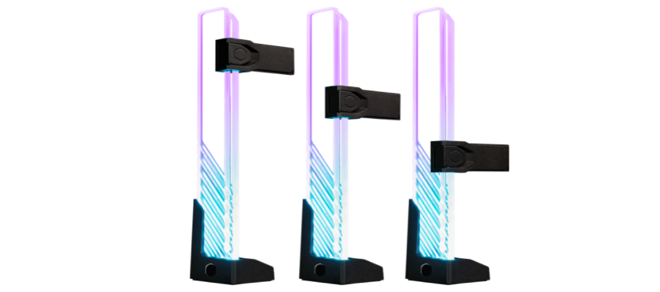 Cooler Master Universal A-RGB GPU Support Bracket Feature 5