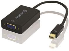 Alogic Mini DisplayPort to VGA Adapter Male to Female 15cm