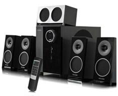 Microlab M1910 5.1 Surround Multimedia Speaker System