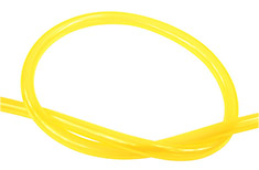 Masterkleer Tubing PVC UV Reactive Yellow 1/2ID 3/4OD 3m