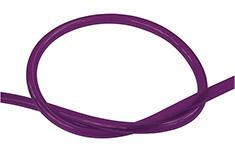 Masterkleer Tubing PVC UV Reactive Purple 1/2ID 3/4OD 3m