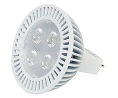 O-Lin 10W MR16 LED Spotlight Bulb 3000K Warm White