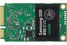 Samsung 850 EVO mSATA 250GB SSD