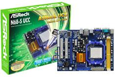ASROCK N68-S UPDATE