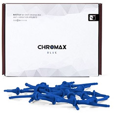 Noctua Blue Chromax Anti Vibration Mounting Bolts 20 Pack