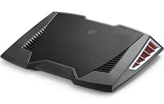 Deepcool M6 17in Notebook Cooler with 2.1 Speakers & 4x USB
