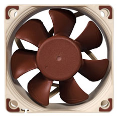 Noctua NF-A6x25 FLX 3000RPM 60mm Fan