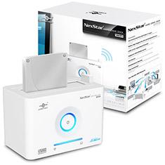Vantec NexStar D306WS3 WiFi HDD Dock