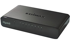 Edimax ES-5800GV3 8 Port Gigabit Desktop Switch