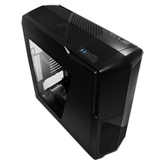 NZXT Phantom 630 Case Matte Black with Window