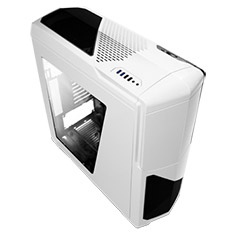 NZXT Phantom 630 Case White with Window