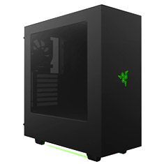 NZXT S340 Razer Edition Mid Tower Case