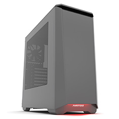 Phanteks Eclipse P400 Window Anthracite Grey