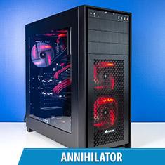 PCCG Annihilator 980 Ti SLI Gaming System