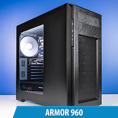 PCCG Armor 960 Gaming System