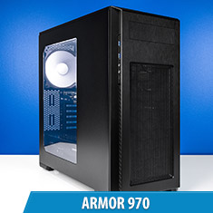 PCCG Armor 970 Gaming System