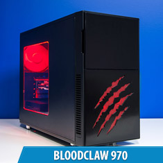 PCCG Bloodclaw 970 Gaming System