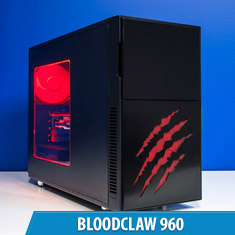 PCCG Bloodclaw 960 Gaming System